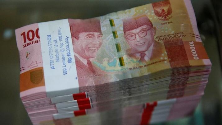 Rupiah Masih Tak Berdaya di Hadapan Dolar Singapura