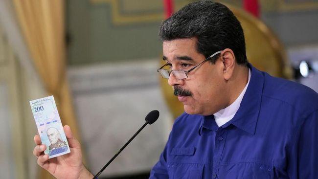 Presiden Venezuela Tutup Perbatasan dengan Brasil