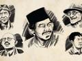 INFOGRAFIS: Mereka yang Tak Tergantikan dari Cerita Si Doel