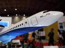 Publik Galang Dana untuk Bantu Produksi Pesawat Habibie