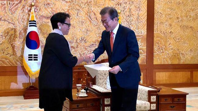 Presiden Moon Janji Cari 3 WNI ABK Kapal Tenggelam di Jepang