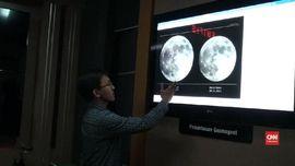 Bosscha Tayangkan Langsung Gerhana Bulan 28 Juli 2018