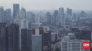 Satelit LAPAN Catat Polusi Udara Jakarta di Level Waspada