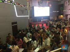 Penampakan Ratusan Investor Produsen Taro Antre Ikut RUPS