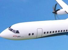 Pesawat R80 Dicoret dari PSN, Pihak Habibie Buka Suara