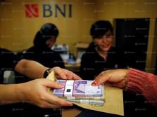 Bergantian Asing Lepas Saham Bank, Hari Ini Giliran BNI