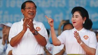 Kamboja Tolak Wacana China Bangun Pangkalan Militer