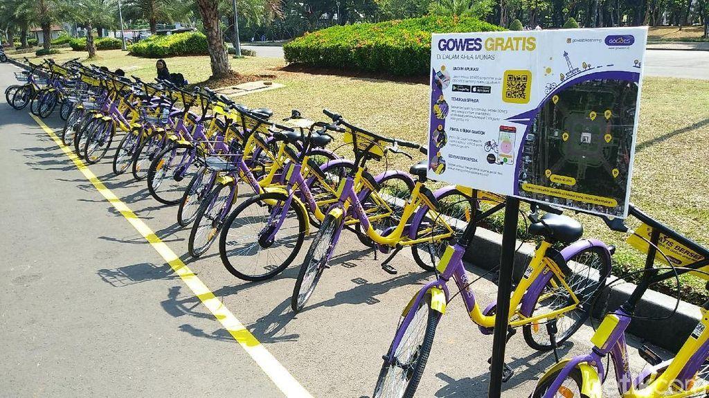 Indonesia Lagi Gandrung Sepeda, Intip Beijing Terapkan Bike Sharing
