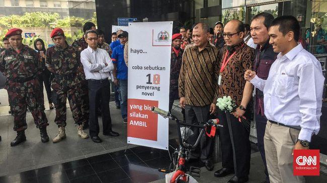 Wadah Pegawai KPK Setuju Kasus Novel Jadi Materi Debat Capres