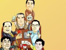 Orang Terkaya RI, Dari Bos Djarum Hingga Bos Startup