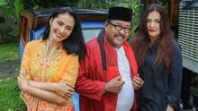 'Si Doel The Movie 2,' Curhat Zaenab dan Kisah Cinta Mandra