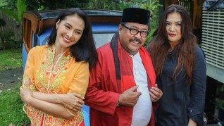 'Si Doel The Movie 2,' Curhat Zaenab dan Kisah Cinta Mandra