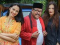 Kegalauan Doel, Zaenab, Sarah Lanjut di 'Si Doel The Movie 2'
