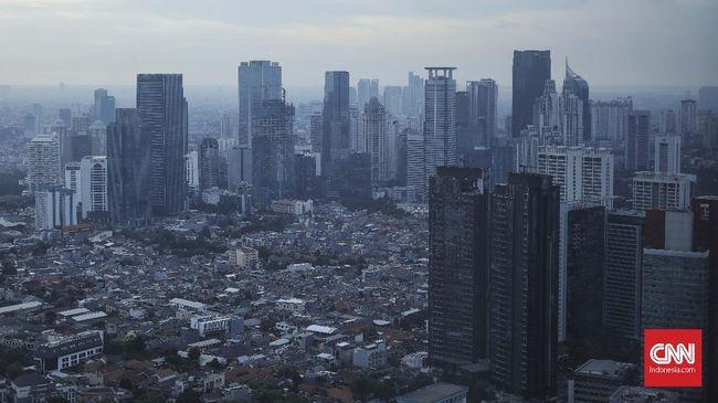 Kualitas Udara Jakarta Masih Terburuk di Dunia Minggu Ini