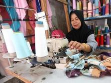 Industri Tekstil RI: 'Hidup Segan, Mati Tak Mau'