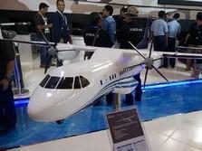 Melihat Kecanggihan Pesawat N-245 yang Masuk PSN Jokowi