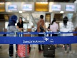 Gunung Semeru Erupsi, Garuda Alihkan Penerbangan ke Surabaya