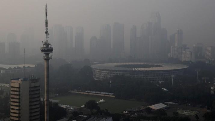 Gara-Gara Polusi, Warga Jakarta Habiskan Rp 38 T Buat Berobat