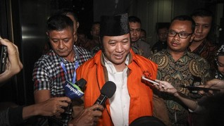 KPK Tetapkan Adik Zulhas Tersangka Cuci Uang Rp57 Miliar