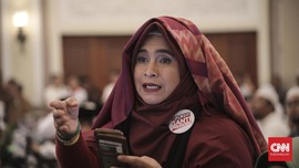 BPN: Neno Penggal Doa Perang Badar Nabi Muhammad Tak Masalah