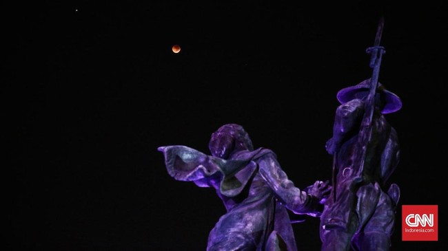 Fase gerhana bulan total