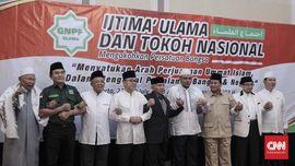GNPF Ulama Sebut Jokowi Cerdas Pilih Cawapres Ulama