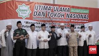 Ulama Tertinggi Cawapres Jokowi, Hasil Ijtimak Tak Relevan