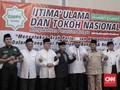 Tokoh Ijtima Ulama Sambangi Kediaman Prabowo Subianto