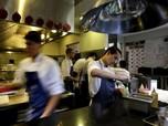 Wah! Pekerja Restoran di RI Bakal Diterapkan Upah Per Jam