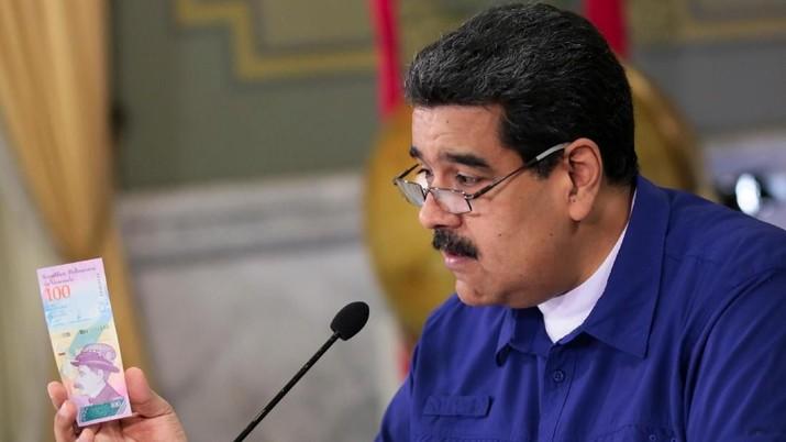 Gegara Krisis, Venezuela Kejar Utangan sampai ke Negeri China