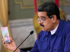 Terbelit Krisis, Inflasi Venezuela Dekati 150.000%!