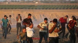 Paramedis Palestina Tewas Akibat Serangan Pasukan Israel