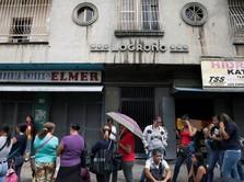 Diterpa Keruntuhan Ekonomi, Begini Kondisi Warga Venezuela