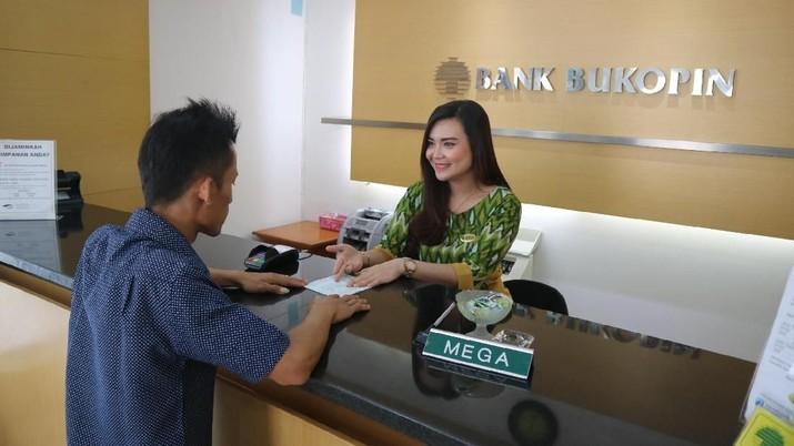 Teller Bank Bukopin