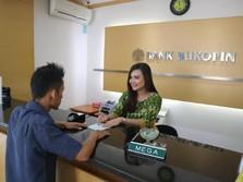 Kookmin Bank Jadi Pengendali, Saham Bukopin Terbang 14,5%