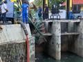 VIDEO: Pompa Disiapkan untuk Aliri Air ke Kali Item