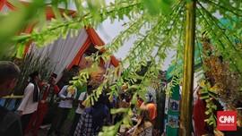 Lebaran Betawi di Monas, Arus Lalu Lintas Minggu Dialihkan