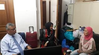 15 Tahun Ditahan Majikan TKI Amman Ditemukan