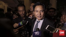 Yusril: Kubu 01 Siap Jadi Pihak Terkait Gugatan Prabowo di MK