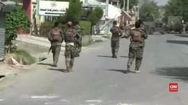 VIDEO: Pertempuran Aparat dan Kelompok Bersenjata Afghanistan