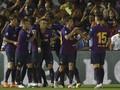 FOTO: Barcelona Bungkam Tottenham Hotspur