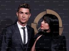 Mengenal Si Cantik Georgina, Kekasih Cristiano Ronaldo