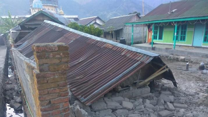 Wilayah-wilayah Ini Berstatus Siaga, Potensi Tinggi Tsunami 3 Meter
