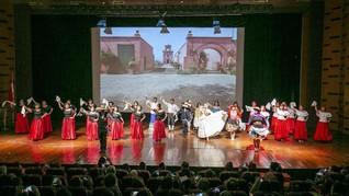 Perayaan 197 Tahun Peru Lewat Festival Budaya di Jakarta