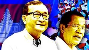 Pemilu Kontroversial Kamboja