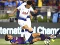 Barcelona Menang Adu Penalti Lawan Tottenham Hotspur