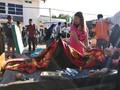 Gempa Berpotensi Tsunami, Warga Panik Lari ke Bukit