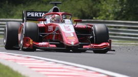 Tim Sean Gelael Masuk Lima Besar Formula 2