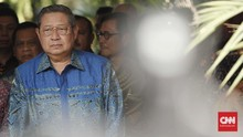 SBY Hadir di Kampanye Damai Pagi Ini