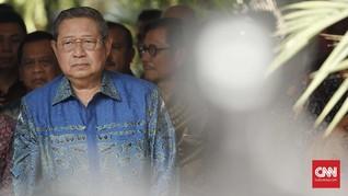 SBY Tak Hadiri Upacara Kemerdekaan ke-73 di Istana